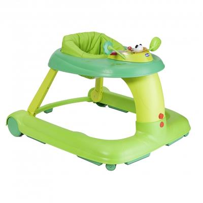 Chicco Loopstoel Babywalker 1 2 3 Green De Kinderplaneet