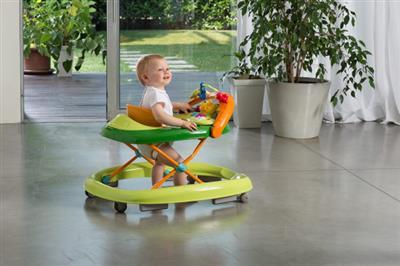 Chicco loopstoel babywalker green de kinderplaneet