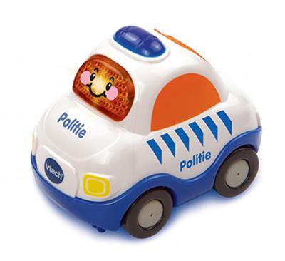 V Tech 119923 Piet Politie Toet Toet Auto De Kinderplaneet