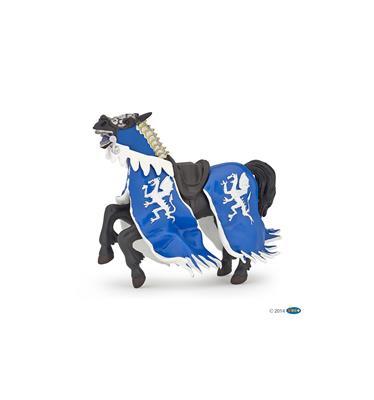 De Blauwe Draak.Papo 39389 Paard Blauwe Draak De Kinderplaneet
