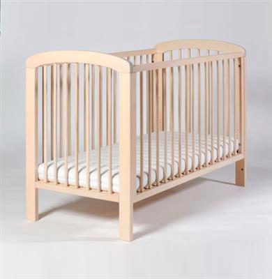 Babybedje Voor Buiten.Troll Basic Lux Bed 60x120 Natuur