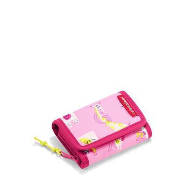 fec31d72edd Reisenthel Portefeuille - ABC Friends Pink