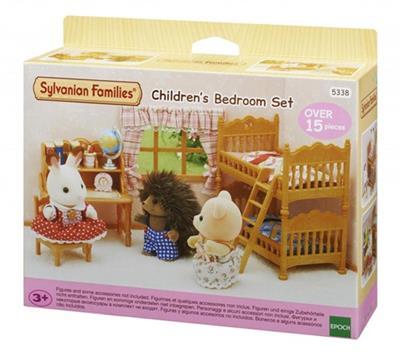 Kinder Slaapkamer Set.Sylvanian 5338 Kinder Slaapkamer Set De Kinderplaneet